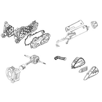 Motordelar - Bränsle - Vxl låda