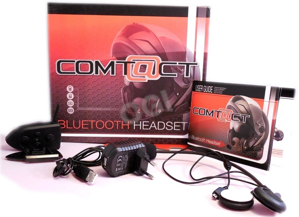 LS2 Bluetooth headset