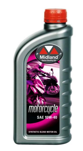 Midland 10w-40 MC 4-cycle 12 x 1L