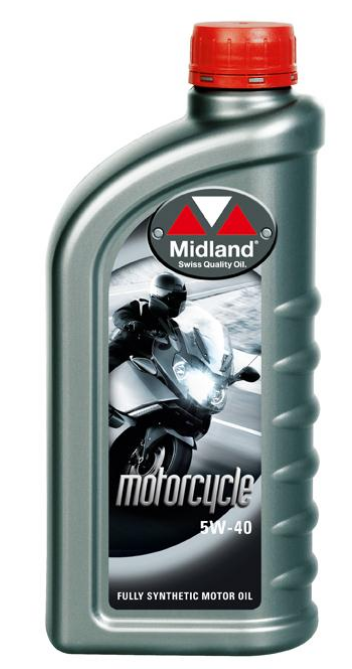 Midland 5w-40 MC 4-cycle 12 x 1L