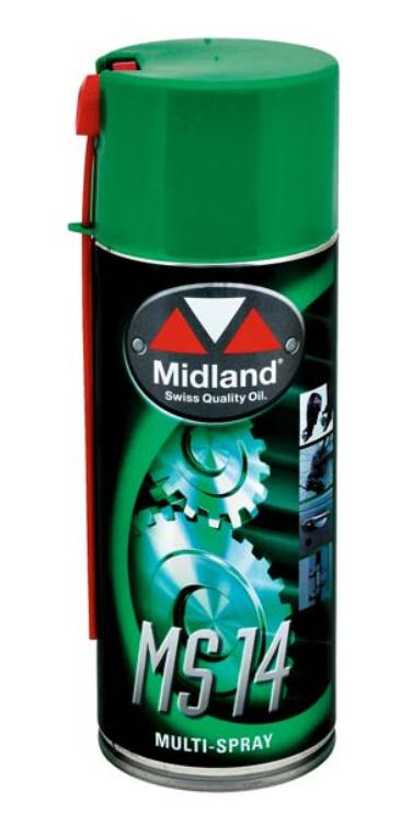 Midland MS14 Multispray 400ml