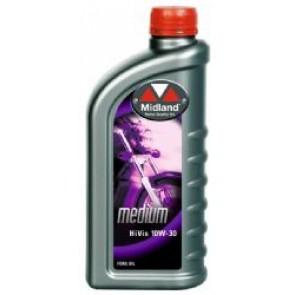 Midland 10w-30 framgaffelolja medium